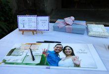 Romantic Elegant Wedding - Rio & Chatelaine by Magnifica Organizer