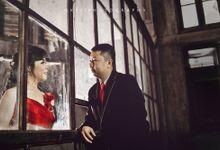 Darwin&Christine Prewedding by Okeii Photography