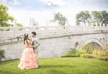 Robert & Happy Prewedding Teaser by Okeii Photography