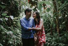 prewedding Martin + Alvita by WS Photography
