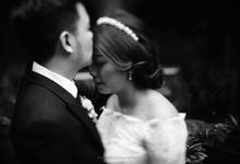 The Wedding of Alfred & Maya by Huemince