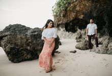 Honeymoon Photo in Bali Nusa Dua by Mariyasa