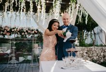 Cross Country Wedding by Mariyasa