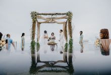 Intimate Wedding of Indah & Deven by Delapan Bali Event & Wedding