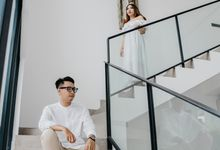 Prewedding Indoor by Mariyasa