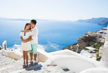 Memorable Santorini by SweetEscape