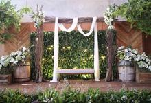 Wedding Ani & Hermin by Maeera Decoration