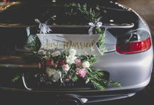 Ayu & Faysal Wedding by Maeera Decoration