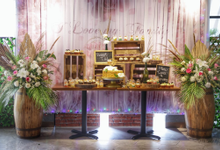 Sweet Corner for Nutbakes  by Maeera Decoration