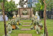 Tommy & Estu Wedding by Maeera Decoration