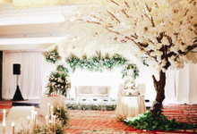Raisa & Budi Wedding  by Maeera Decoration