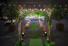 James & Widya  by Maeera Decoration