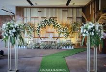 Tira & Aji Wedding by Maeera Decoration