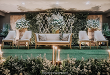 Garen & Ally Wedding by Maeera Decoration