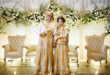 Alfi & Reza by Maeera Decoration
