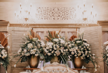 Putra & Naida Wedding by Maeera Decoration