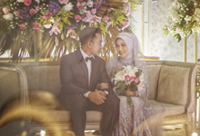 Puspa & Iqbal Wedding by Maeera Decoration