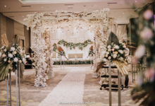 Riska & Syaoqi Wedding by Maeera Decoration
