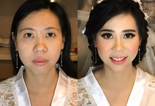 Before After by Magdalena Young Bridal