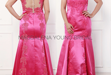 Sewa Gaun size L to XXL by Magdalena Young Bridal
