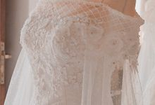 Wedding of Magdalena and Amos by Le Clemmie by Amelia