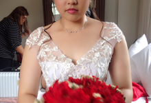 Carina Lau Wedding by Magic Touch by Klick Victoria