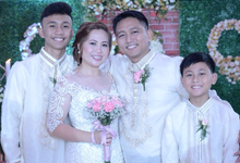 Tericel Curbe + Manuel Tamayao Nuptial by Magic Touch by Klick Victoria