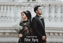 The wedding of  Aika-Addy  by Mahar Agung Organizer