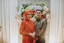 The Wedding Ika & Candra by Mahar Agung Organizer