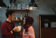 Ila dan Tyo by Mahar Agung Organizer