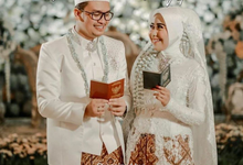 Velda & Rifqi by Mahar Agung Organizer
