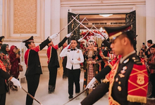 The Wedding of Kezia dan Bobby by Mahar Agung Organizer