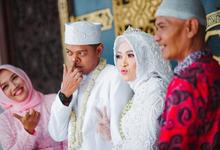 The Wedding of Kinarsih dan Kani by Mahar Agung Organizer