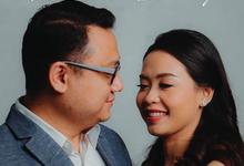 The Wedding of Nessia dan Dandy by Mahar Agung Organizer