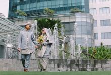 The Wedding of Rani dan Medi by Mahar Agung Organizer