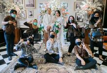 The Wedding of Sandra dan Hilman by Mahar Agung Organizer