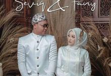 The Wedding of Seviq dan Fany by Mahar Agung Organizer