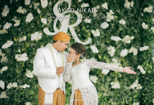 The Wedding of Syafira dan Rio by Mahar Agung Organizer