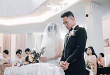 The Wedding of Vava dan Veve by Mahar Agung Organizer