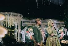 The Wedding of Daylan & Aisyah by Mahar Agung Organizer
