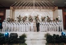 The Wedding of Lucita & Pandi by Mahar Agung Organizer