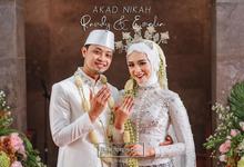 The Wedding of Randy & Emalia by Mahar Agung Organizer