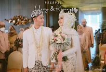 The Wedding of Kevin & Uzzy  by Mahar Agung Organizer