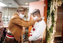 The Wedding of Effendi & Marshal by Mahar Agung Organizer