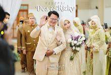 The Wedding of Dea & Rizky by Mahar Agung Organizer