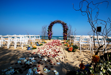 The romantic hideaway by Majestic Events