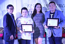 Press Conference Miss Intercontinental Indonesia by MAJOR ENTERTAINMENT