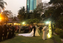 Wedding of Dessen & Nina by MAJOR ENTERTAINMENT