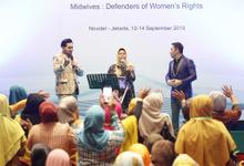 Pertemuan Ilmiah Tahunan Bidan Indonesia 2019 by MAJOR ENTERTAINMENT