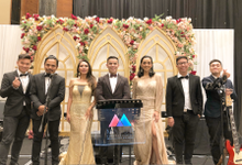 Wedding of Collen & Evelyn by MAJOR ENTERTAINMENT